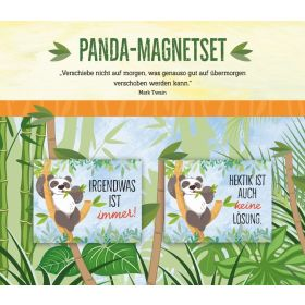 Magnet Set Panda