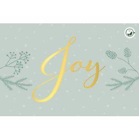 Teekarte - Joy
