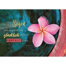 """Postkarten """"Segen"""" 4er-Serie"""