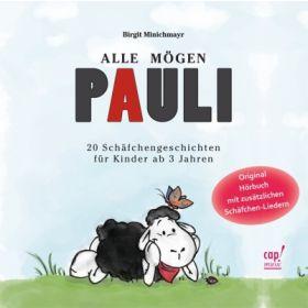 Alle mögen Pauli - Hörbuch