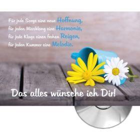 CD-Card: Das wünsche ich dir