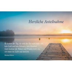 CD-Card: Herzliche Anteilnahme - Trauer