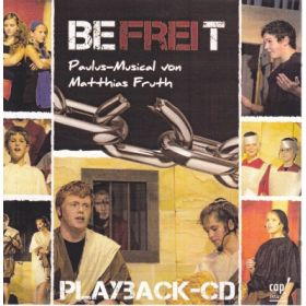 Befreit - Playback-CD