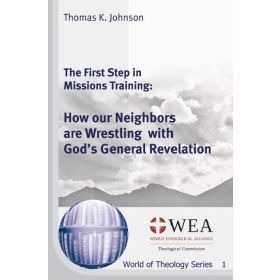 The First Step in Missions Training: How our Neighbors are Wrestling with God's
