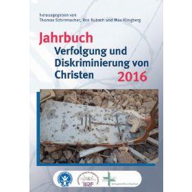 Jahrbuch Verfolgung und Diskriminierung von Christen 2016