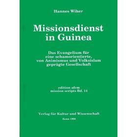 Missionsdienst in Guinea