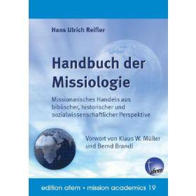 Handbuch der Missiologie