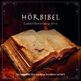 Hörbibel Luther 1912 - MP3