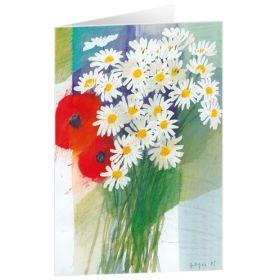"""Kunstkarten """"Für die Freude geboren"""" - 5 Stück"""