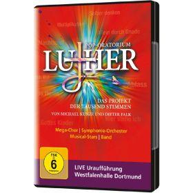 Pop-Oratorium Luther - DVD