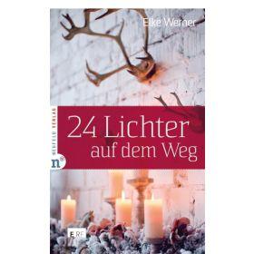 24 Lichter auf dem Weg