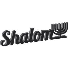 """Dekowort """"Shalom"""""""