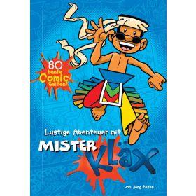 Lustige Abenteuer mit Mister Kläx