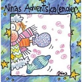 Ninas Adventskalender-Aufkleberkalender