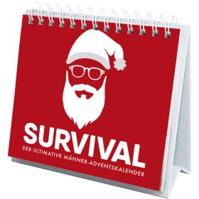Survival - Der ultimative Männer-Advents-Kalender