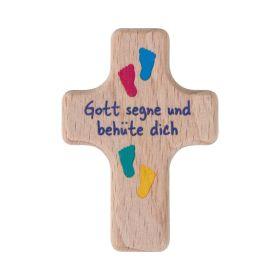 """Handschmeichler Kreuz """"Füsse"""""""