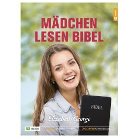 Mädchen lesen Bibel
