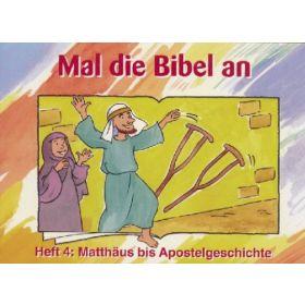 Mal die Bibel an - Heft 4