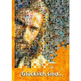 Glücklich sind ... - Deutsch (Erwachseneausgabe)