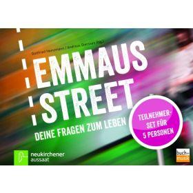 Emmaus Street - Teilnehmerset für 5 Personen