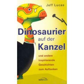 Dinosaurier auf der Kanzel