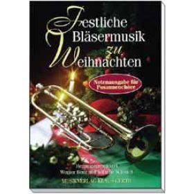 Festliche Bläsermusik zu Weihnachten