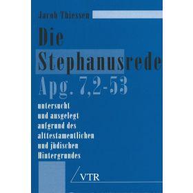 Die Stephanusrede