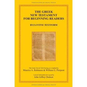 The Greek New Testament for Beginning Readers