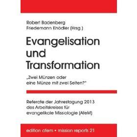 Evangelisation und Transformation