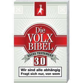 Die Volxbibel 3.0 - Motiv Zigarettenschachtel