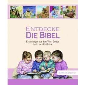Entdecke die Bibel - Altes Testament