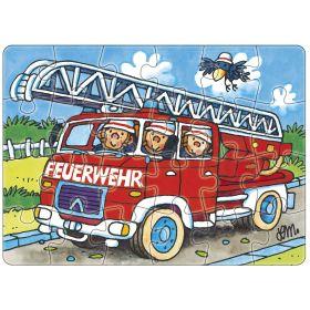 Mini-Puzzle: Feuerwehr