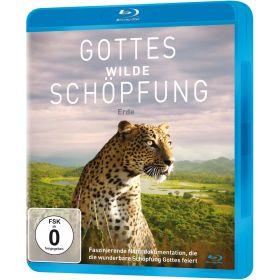 Gottes wilde Schöpfung: Erde (Blu-Ray)