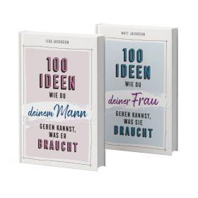 Buchset: 100 Ideen