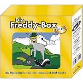 Freddy der Esel, Box 6