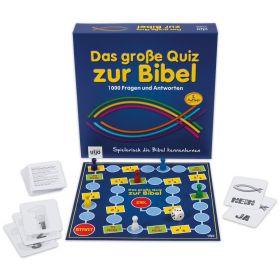Das große Quiz zur Bibel - Gesellschaftsspiel