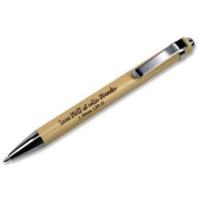 Kugelschreiber - Bambus