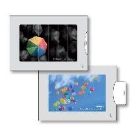 """Zwei-Bild-Karten: Motiv """"Regenschirm"""""""