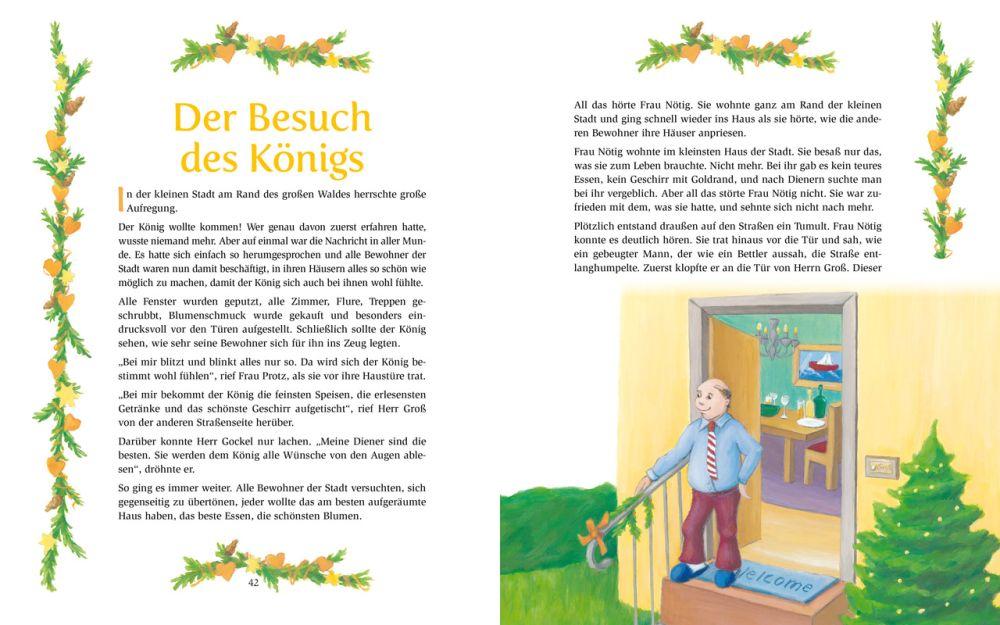 Mit Kindern durch die Weihnachtszeit (Buch - Gebunden)