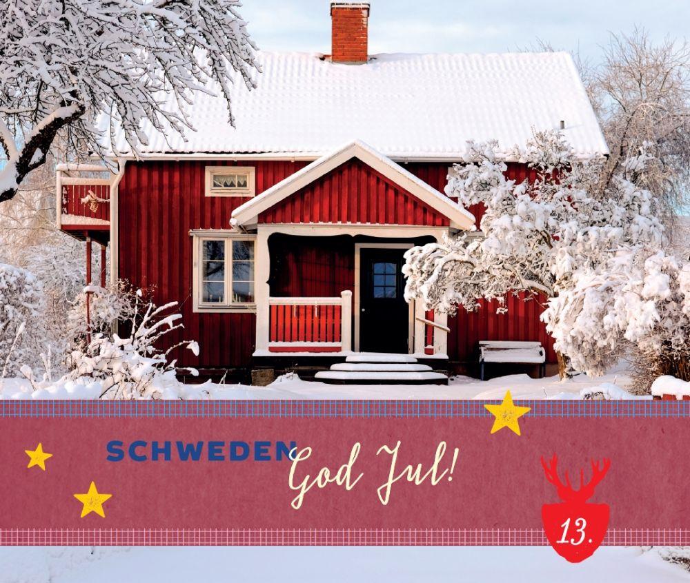 Weihnachten In Aller Welt Adventskalender Buch Spiralbindung