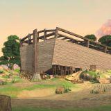 Ab vom Kurs - Noah und die Arche