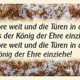 Bibel-Riegel: Advent