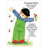 Postkartenbuch: Licht und Liebe für Dich!
