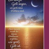 """Aufkleber-Mini-Buch """"Gottes Segen wünsche ich Dir"""""""
