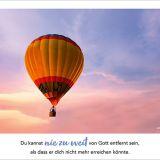 Stark und mutig durch dein Leben - Postkartenset