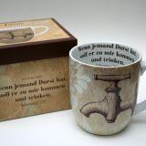 """Die Tasse mit Inhalt """"Durst"""""""