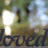 "Dekowort ""Loved"""
