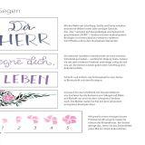 Bibel-Lettering Ideenbuch