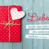 Postkarten-Set - Liebe & Freundschaft - 10+1 Stk.