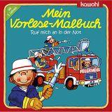 Set-Puzzle & Malbuch: Feuerwehr